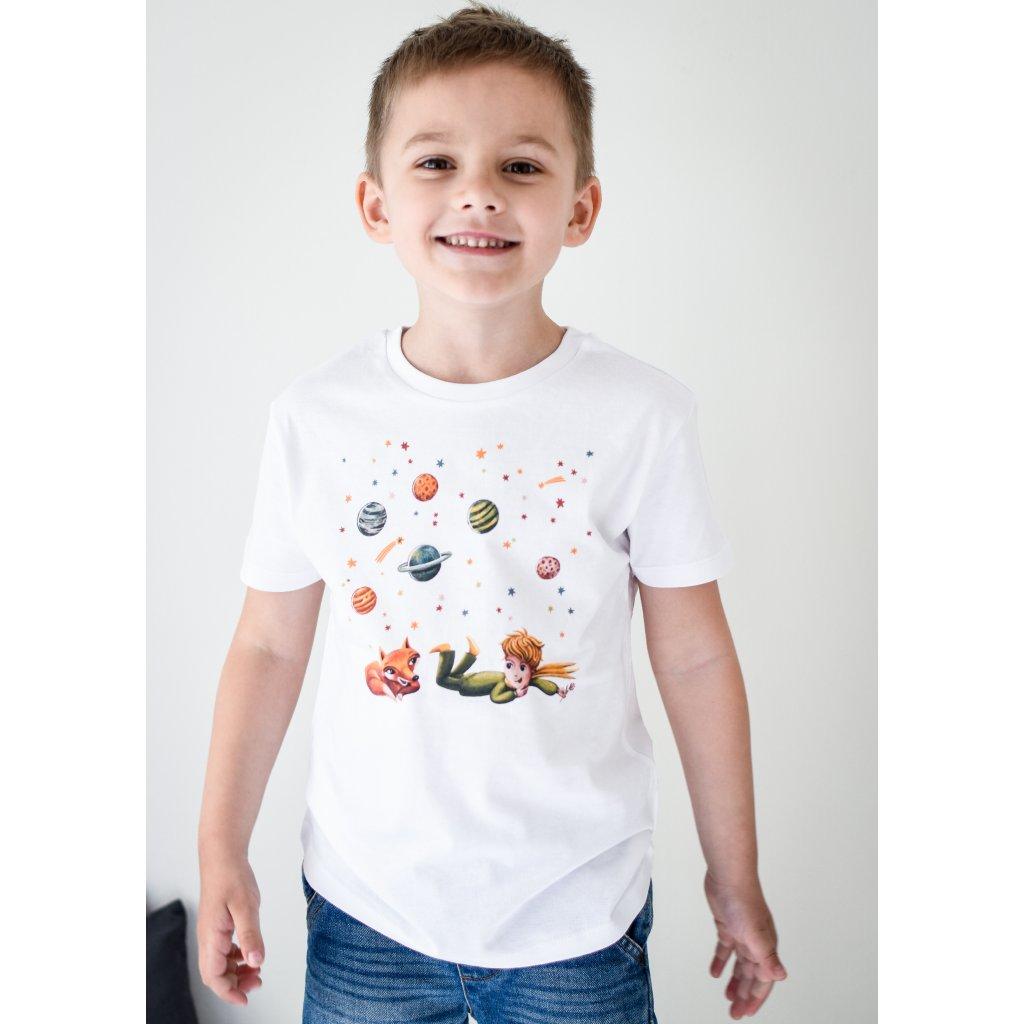 Dětské tričko Malý princ