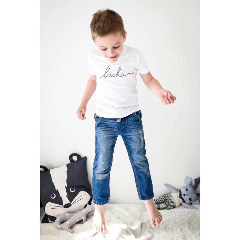 Dětské tričko Láska
