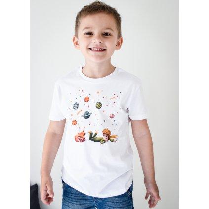 Tričko - Malý princ